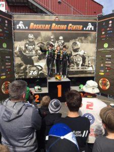 RS-Competition - Tony Kart - Gokartweb.dk - Gokartskole - Gokart - Kart - Kartskole - DASU - Gå til Gokart - BGK - Kart Racing Vojens - Podie - Mads Riis