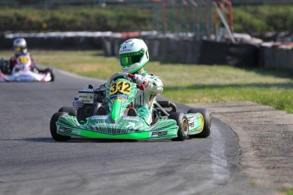 RS-Competition - Tony Kart - Gokartweb.dk - Gokartskole - Gokart - Kart - Kartskole - DASU - Gå til Gokart - BGK - Kart Racing Vojens - K-Tech - John Kvin Grams - Tysk - Rotax Max Challenge - vinder - Winner - 2014