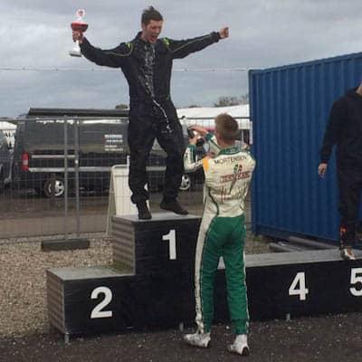 RS-Competition - Tony Kart - Gokartweb.dk - Gokartskole - Gokart - Kart - Kartskole - DASU - Gå til Gokart - BGK - Kart Racing Vojens - K-Tech - Podie - Ikast - Martin Mortensen - Malthe Jakobsen