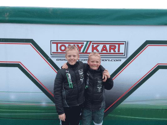 RS-Competition - Tony Kart - Gokartweb.dk - Gokartskole - Gokart - Kart - Kartskole - DASU - Gå til Gokart - BGK - Kart Racing Vojens - K-Tech - RSC - Thy - Podie