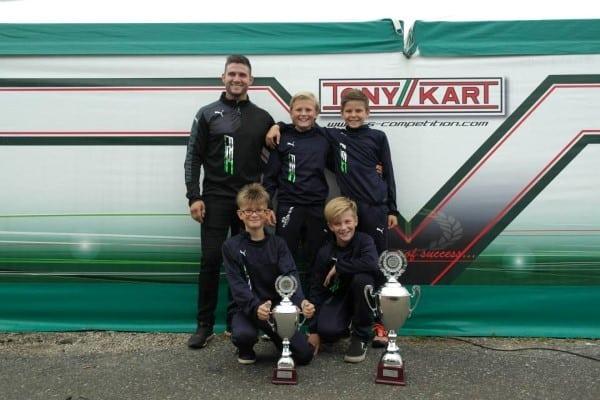 RS-Competition - Tony Kart - Gokartweb.dk - Gokartskole - Gokart - Kart - Kartskole - DASU - Gå til Gokart - BGK - Kart Racing Vojens - K-Tech - RSC - Cadett - DSK - KF Junior - Dansk Super Kart