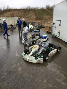 RS-Competition - Tony Kart - Gokartweb.dk - Gokartskole - Gokart - Kart - Kartskole - DASU - Gå til Gokart - BGK - Kart Racing Vojens - K-Tech - Race - Rain - Silas Rytter