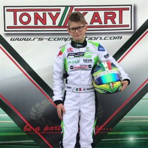 RS-Competition - Tony Kart - Gokartweb.dk - Gokartskole - Gokart - Kart - Kartskole - DASU - Gå til Gokart - BGK - Kart Racing Vojens - K-Tech - Gianni Andrisani