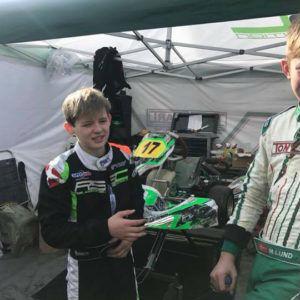 Victor Frost Bay - Victor Bay - RS-Competiton - Robert Schlünssen - Gokart - Race