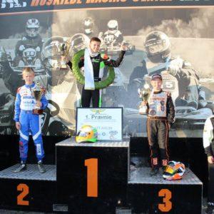 RS-Competition - DSK Finale Roskilde 2017 - Gokartweb.dk - Gokartskole - Gokart - Kart - Kartskole - DASU - Gå til Gokart - BGK - Podie