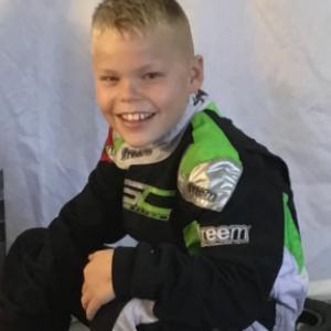 VictorNielsen-RSCompetition-Kart-RacingSchool